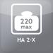 220 max на 2-х